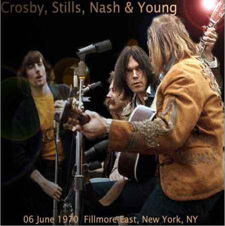 Crosby, Stills & Nash (CSN)