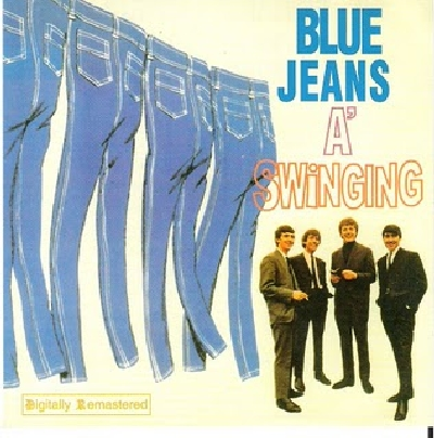 Blue Jeans on The Swinging Blue Jeans   1964   Blue Jeans A  Swinging