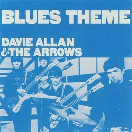 Davie Allan & The Arrows - Cycle Breed